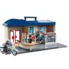Playmobil City Action Βαλιτσάκι Αστυνομικό Τμήμα (5689)
