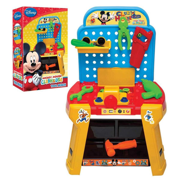 Dede Mickey Mouse Tool Bench (01985)