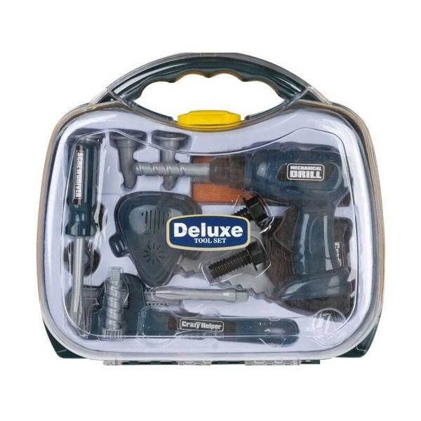 Deluxe Tool Set Βαλιτσάκι Με Εργαλεία (293255-1)