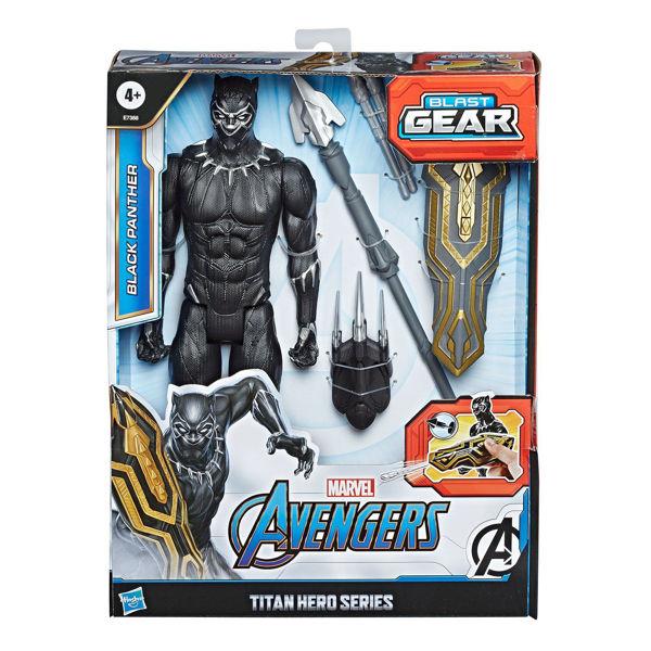 Avengers Titan Hero Blast Gear Black Panther (E7388)