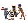 Playmobil Scooby-Doo Περιπέτεια Με Τον Black Knight (70709)
