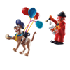 Playmobil Scooby-Doo Περιπέτεια Με Τον Ghost Clown (70710)
