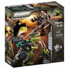 Playmobil Dino Rise T-Rex Η Μάχη Των Γιγάντων (70624)