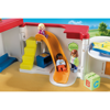 Playmobil 1.2.3. Παιδικός Σταθμός-Βαλιτσάκι (70399)