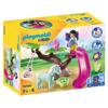 Playmobil 1.2.3. Νεραϊδούλα/Ζωάκια Στην Παιδική Χαρά (70400)
