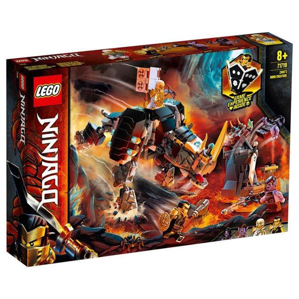 Lego Ninjago Zanes Mino Creature (71719)