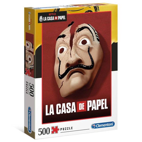 Clementoni Puzzle 1000τεμ La Casa De Papel (39533)