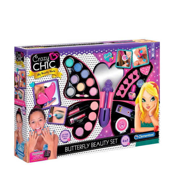 Clementoni Crazy Chic Butterfly Make-Up (78236)