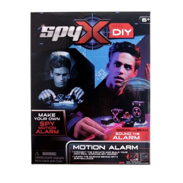 Spy X DIY Motion Alarm (10741)