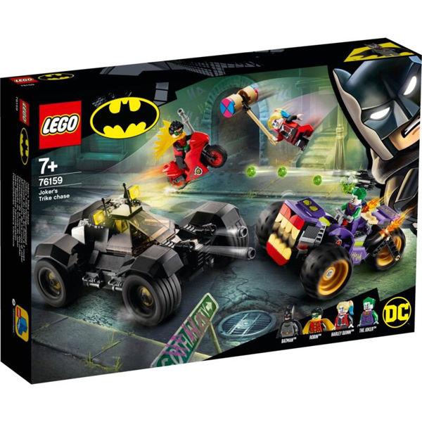 Lego Super Heroes Jokers Trike Chase (76159)