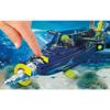 Playmobil Σκάφος Υποβρύχιων Καταστροφών Της Shark Team (70005)