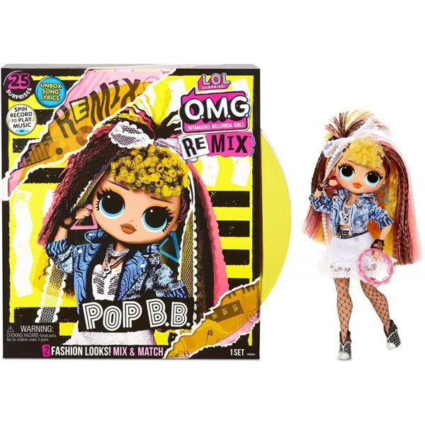 LOL Surprise Κούκλα OMG Remix (LLUG1000)