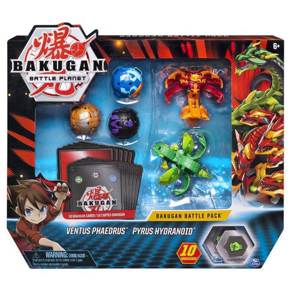 Bakugan Battle Planet Σετ Μάχης (6045132)