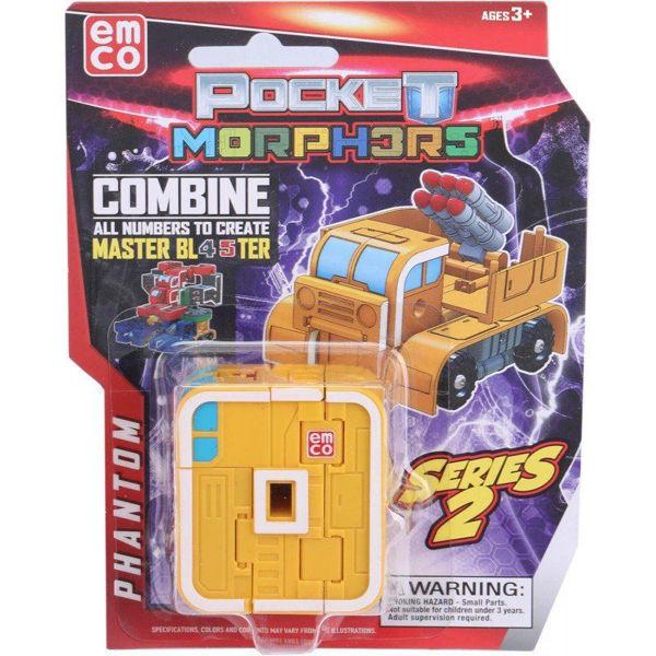 Pocket Morphers New Series 2 (6899)