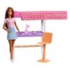 Barbie Δωμάτιο Με Κούκλα 3 Σχέδια (DVX51)