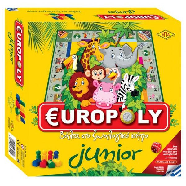 Europoly Junior (03-211)