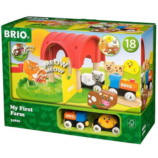 Brio My First Farm (33826)