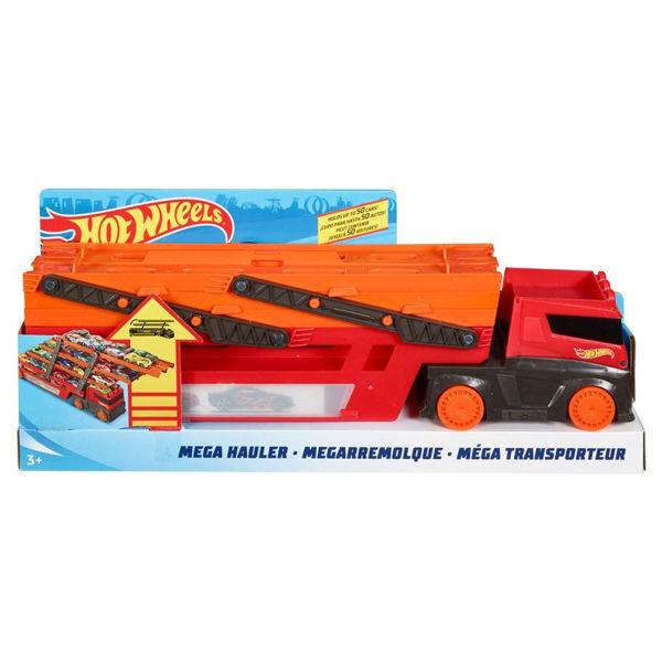 Hot Wheels Νταλίκα-Γκαράζ 6 Επιπέδων (GHR48)