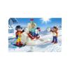Playmobil Family Fun Παιχνίδια στο Χιόνι (9283)