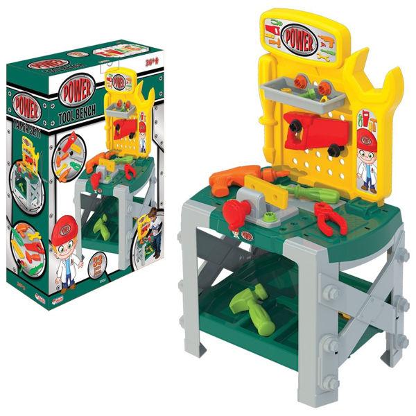 Πάγκος Με Εργαλεία Power Kit (03033)