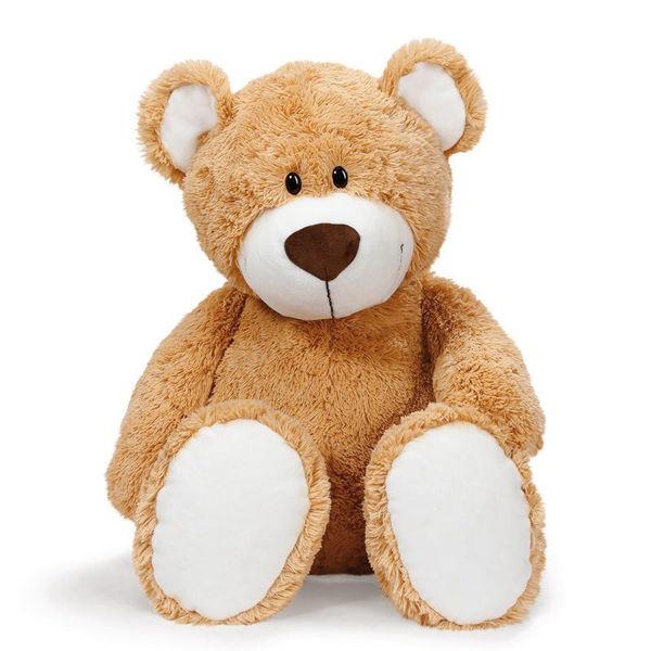 Λούτρινο Teddy Αρκούδος 80εκ (39643)