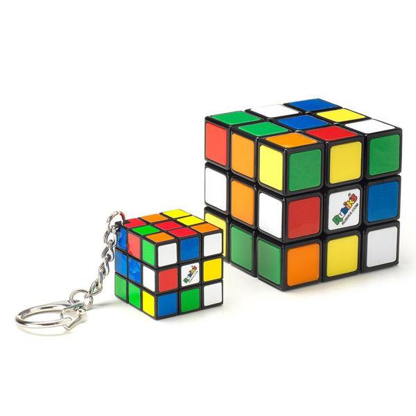 Rubiks Cube 3x3 & Μπρελόκ (5031)