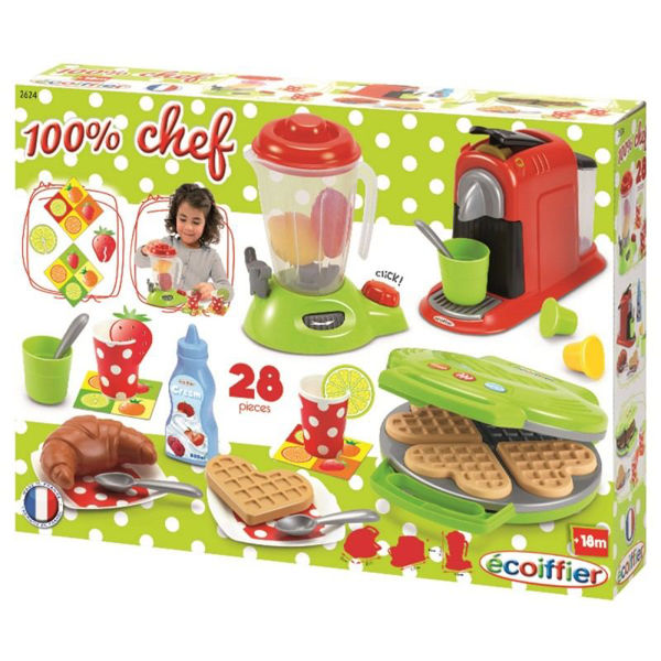 Ecoiffier Chef (2624)