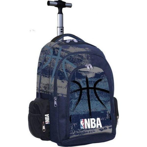 NBA Trolley Δημοτικού Black Ball (338-63074)