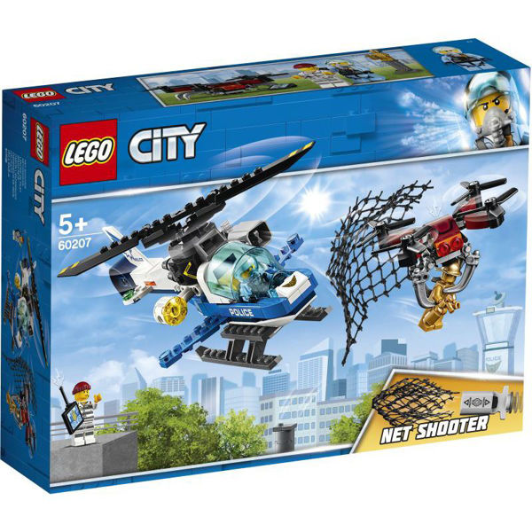 Lego City Sky Police Drone Chase (60207)