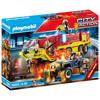 Playmobil City Action Πυροσβεστική Ομάδα Διάσωσης (70557)
