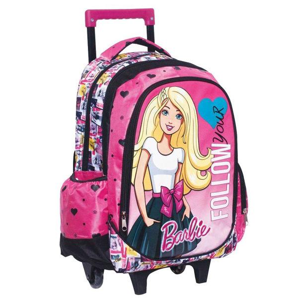 Barbie Trolley Δημοτικού (349-53074)