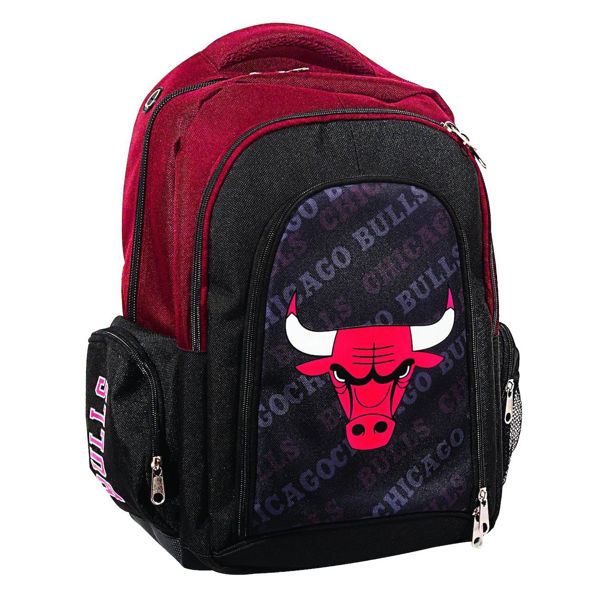 NBA Σακίδιο Πλάτης Chicago Bulls (338-45031)