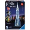 Ravensburger 3D Puzzle Chrysler Building Night Edition (12595)