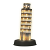 Ravensburger 3D Puzzle Tower of Pisa Night Edition (12515)