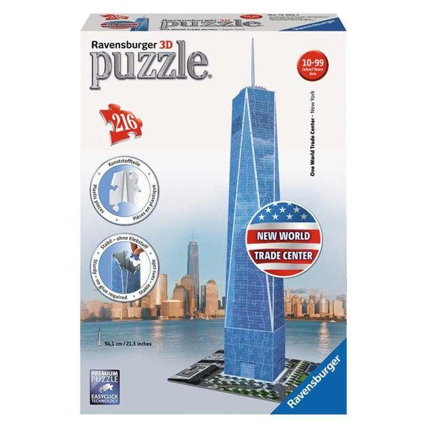 Ravensburger 3D Puzzle World Trade Center (12562)