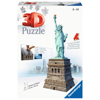 Ravensburger 3D Puzzle Άγαλμα της Ελευθερίας (12584)