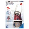 Ravensburger 3D Puzzle Ανεμόμυλος (12563)