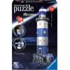 Ravensburger 3D Puzzle Φάρος Night Edition (12577)