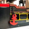 Le Toy Van Barbarossa Pirate Ship (TV246)