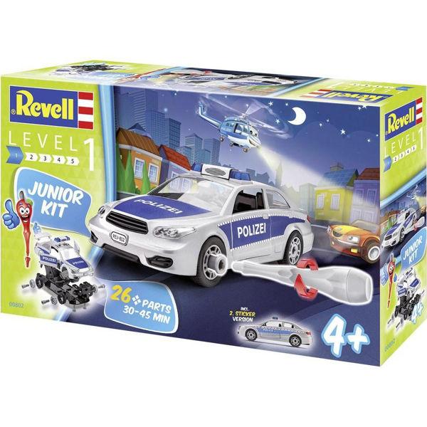 Revell Junior KIT Police Car (00802)