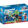 Playmobil Super 4 Η Ρούμπι με τον Πράσινο Γίγαντα (9409)