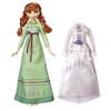 Frozen II Doll & Extra Fashion 2 Σχέδια (E5500)