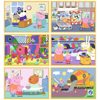 Trefl Puzzle 10in1 Peppa Pig (90358)