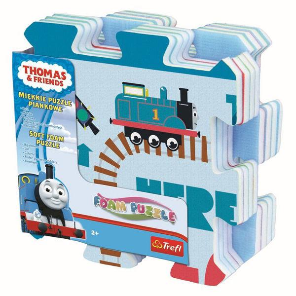 Trefl Foam Puzzle Thomas and Friends (60466)