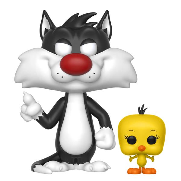 Funko Pop! Vinyl-Sylvester & Tweety (Looney Tunes) (309)
