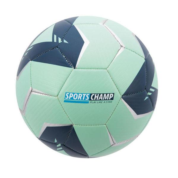 Μπάλα Ποδοσφαίρου 22cm Sports Champ 3 Σχέδια (92983)