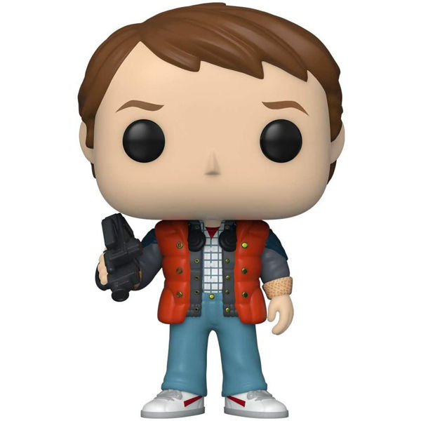 Funko Pop! Vinyl-Marty In Puffy Vest (Back To The Future) (961)