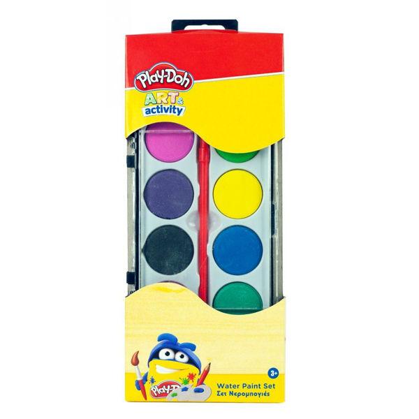 Play-Doh Art Activity Σετ Νερομπογιές (320-30001)
