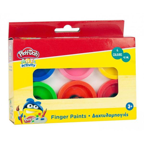 Play-Doh Art Activity Δαχτυλομπογιές (320-40002)
