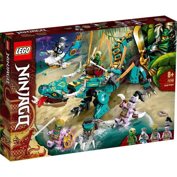 Lego Ninjago Jungle Dragon (71746)